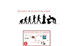 Évolution et diversité du vivant - Deuxième partie
