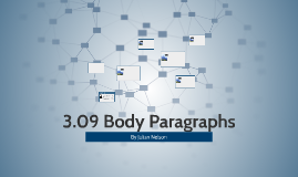 3.09 Body Paragraphs