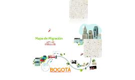Mapa de Migracion
