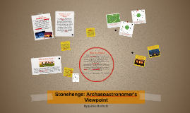 Copy of Stonehenge: Archaeoastronomer's Viewpoint