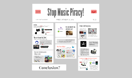 Music Piracy!