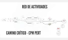 RED DE ACTIVIDADES