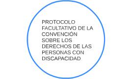 PROTOCOLO FACULTATIVO DE LA CONVENCIÓN SOBRE LOS DERECHOS DE
