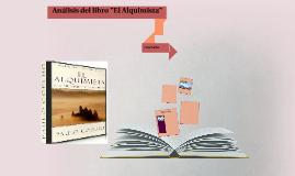 """Análisis del libro """"El Alquimista"""""""