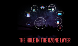 The hole in the ozon layer