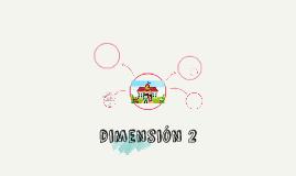 dimensión 2