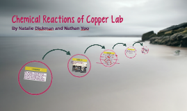 Copy of Chemical Reactions of Copper Lab