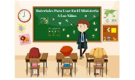 Materiales Para Usar En El Ministerio A Los Niños