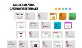 Copy of MEDICAMENTOS GASTROINTESTINALES