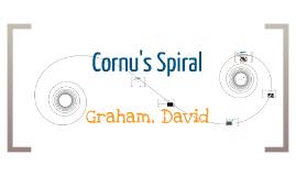 Cornu's Spiral