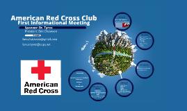 American Red Cross Club