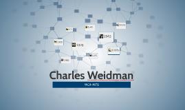Charles Weidman