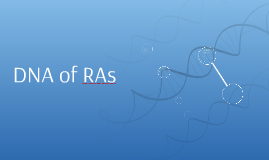 DNA of RAs