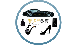 The Education of Luxury--(Chinese) 奢侈品教育