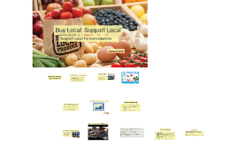 Buy Local: Support Local