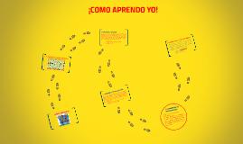 Copy of ¡Como Aprendo Yo!