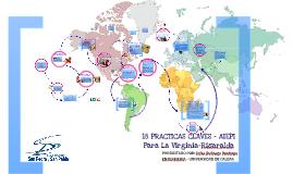 18 PRACTICAS CLAVE AIEPI - DICIEMBRE 2014