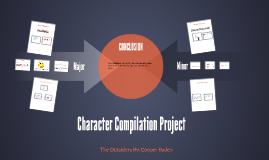 Character Complication Project