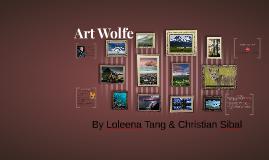 Art Wolfe By Loleena Tang & Christian Sibal