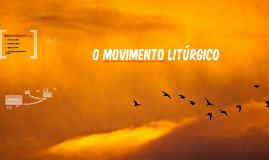 Copy of o movimento liturgico