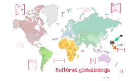 Kultūras globalizācija