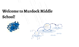 Welcome to Murdock Middle School!