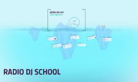 Radio DJ School