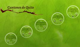 Al este de la ciudad de Quito está ubicada la parroquia rura