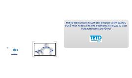 TETO - Reunião de Apresentação 2012