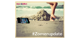 Zomerupdate 2012 - Apps & mobiel