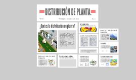 Copy of ¿Qué es la distribución en planta?