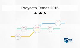 Proyecto Ternas 2015