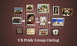 UB Pride Group Outing