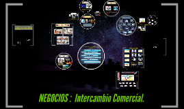 Copy of Negocios: INTERCAMBIO COMERCIAL