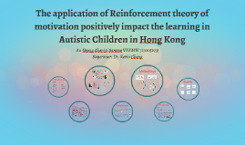 The application of Reinforcement theory of motivation positi