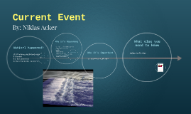Kopie von Current Event
