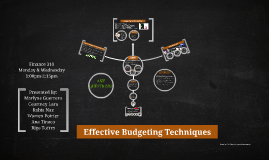 Effective Budgeting Techniques