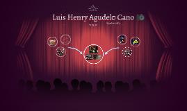 Luis Henry Agudelo Cano