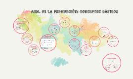 Conceptos basicos  Por alumnos