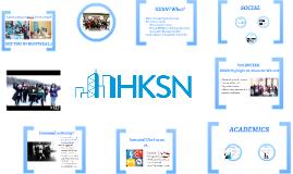 HKSN Send Off 2014 Presentation