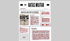 Copy of Copy of BATAS MILITAR