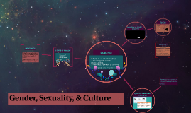 Gender, Sexuality, & Culture