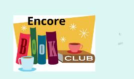 Encore book club
