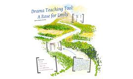 Microteaching: Drama Tool