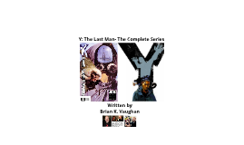 Y: The Last Man- The Complete Series