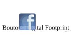 Boutot's Digital Footprint