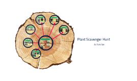 Plant Scavenger Hunt
