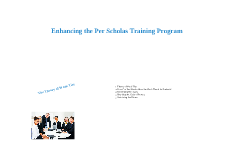 Advancing Per Scholas' Training Program