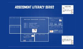 Overview Assessment Literacy
