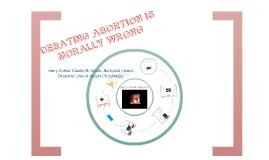 Copy of ANTI-Abortion Debate